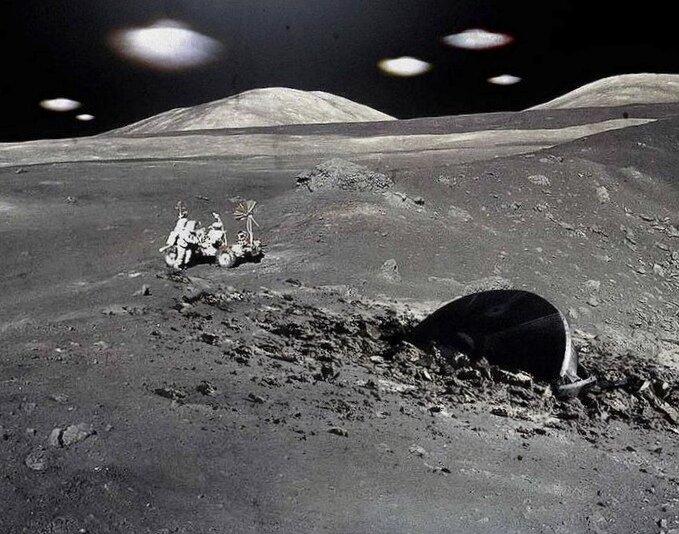 фото луны китай отметить