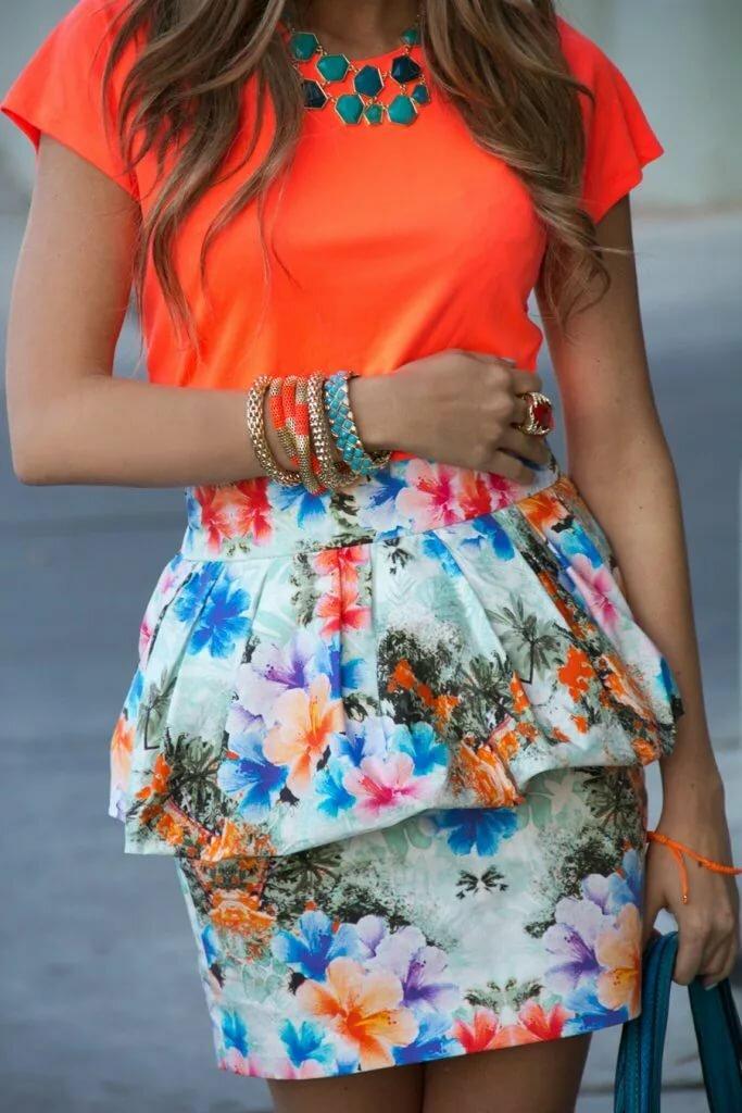 летние красивая одежда с картинками красивый