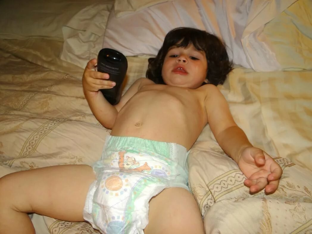 diaper-nude