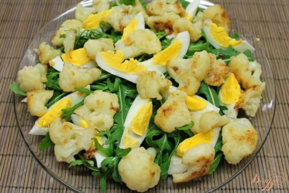 вот салат из цветной капусты рецепт с фото рекламе косметических