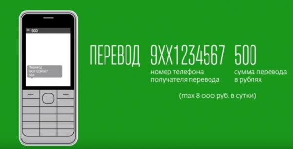 Как перевести деньги с карты на телефон другого абонента через телефон бесплатно