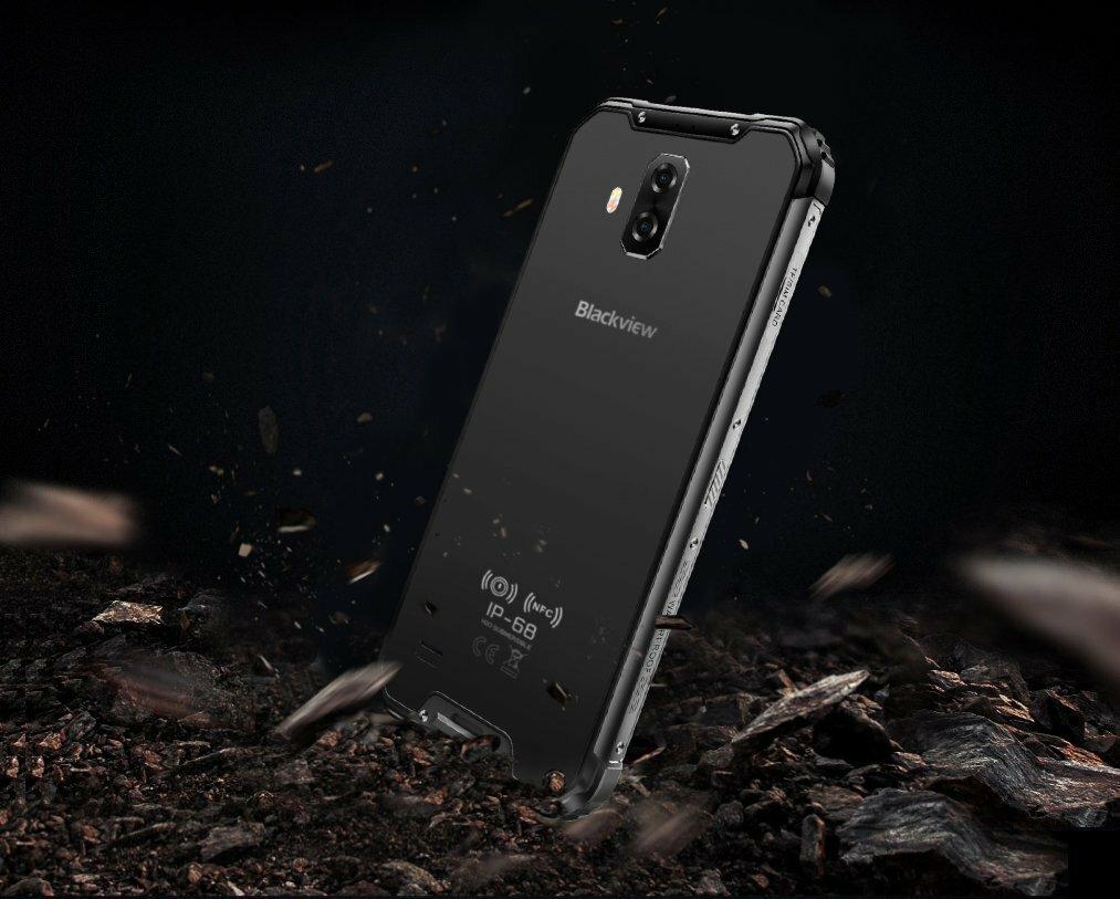 Сверхпрочный смартфон Blackview BV9600 Pro в Новороссийске