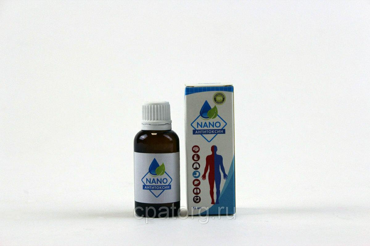 Капли от паразитов Eco AntiToxin в Енакиево