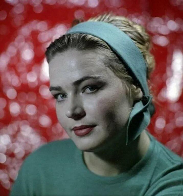 Видео советских актрис