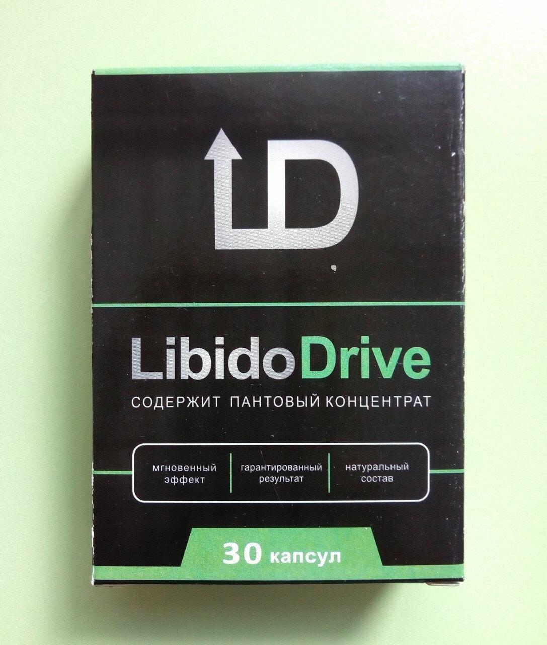 Libido Drive для повышения потенции в Новочебоксарске