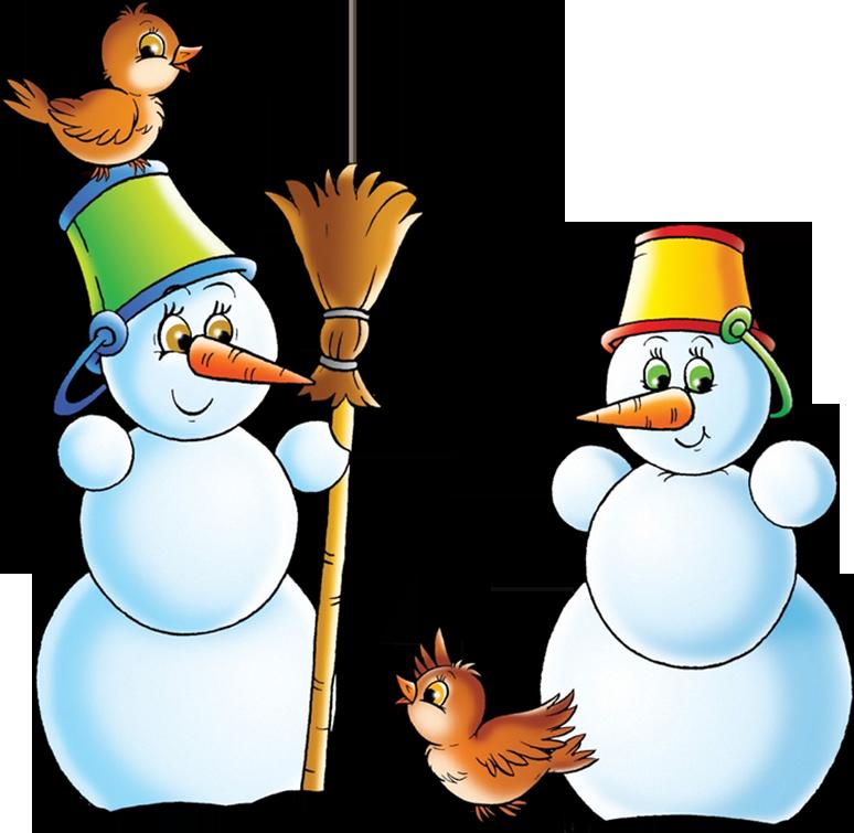 Февралем, картинки про снеговика для детей