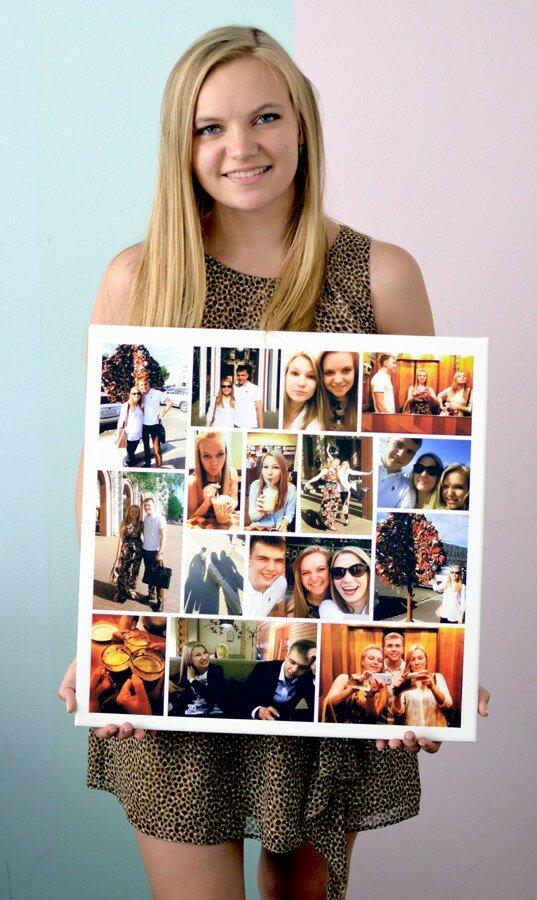 Создания своих открыток из фото