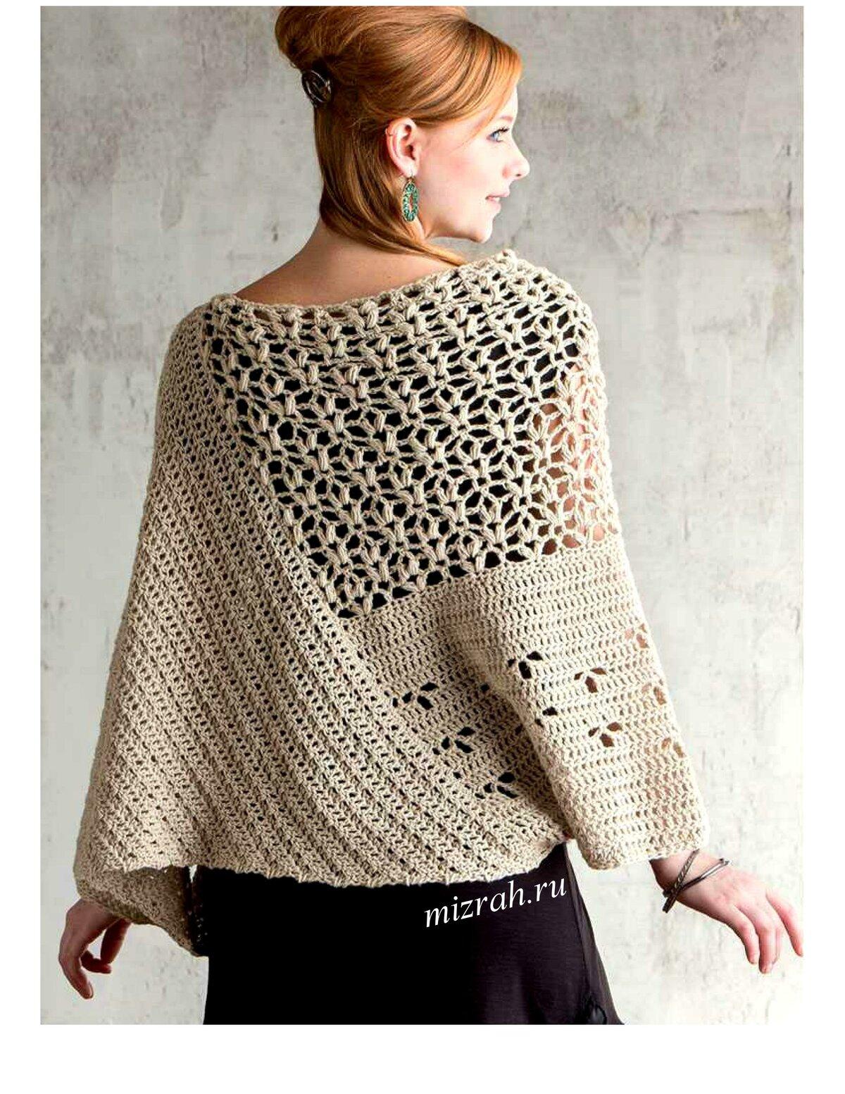 e9871e73d51a LINDA BLUSA EM CROCHÊ COM GRÁFICOS Crochet clothing Pinteres