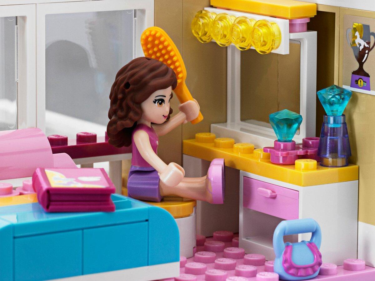 Лего френдс картинки смотреть домики