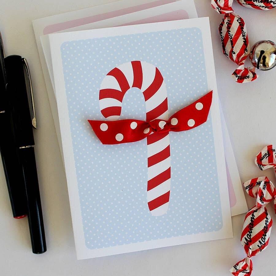 как сделать мини открытки на новый год мне