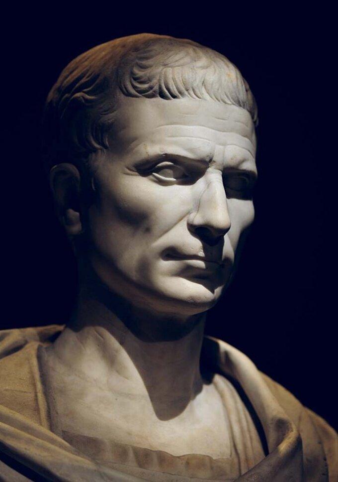 Сентябрем, картинки гай юлий цезарь