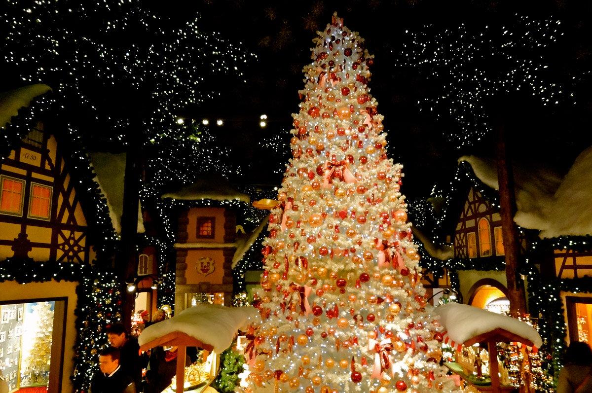Рождественские и новогодние поздравления в германии