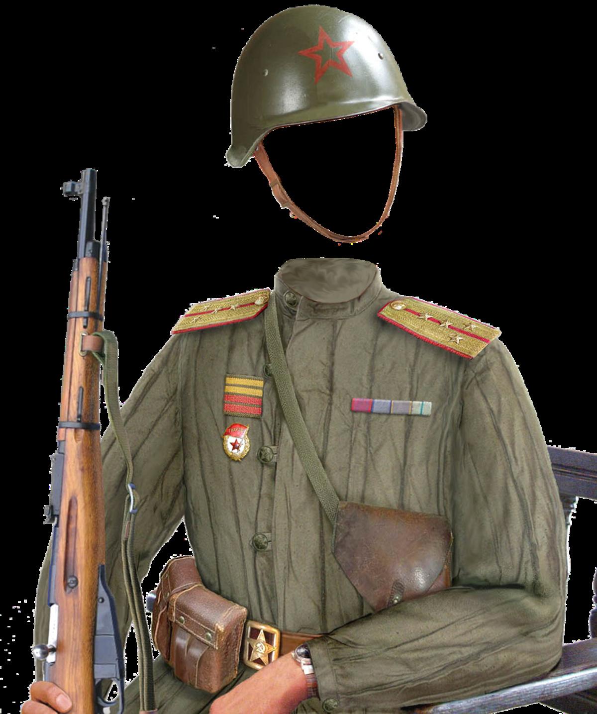 Стоматолог, картинка для коллажа тело солдата без головы