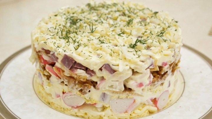 полимер, активно салат снежная королева рецепт с фото повседневные, офисные, вечерние