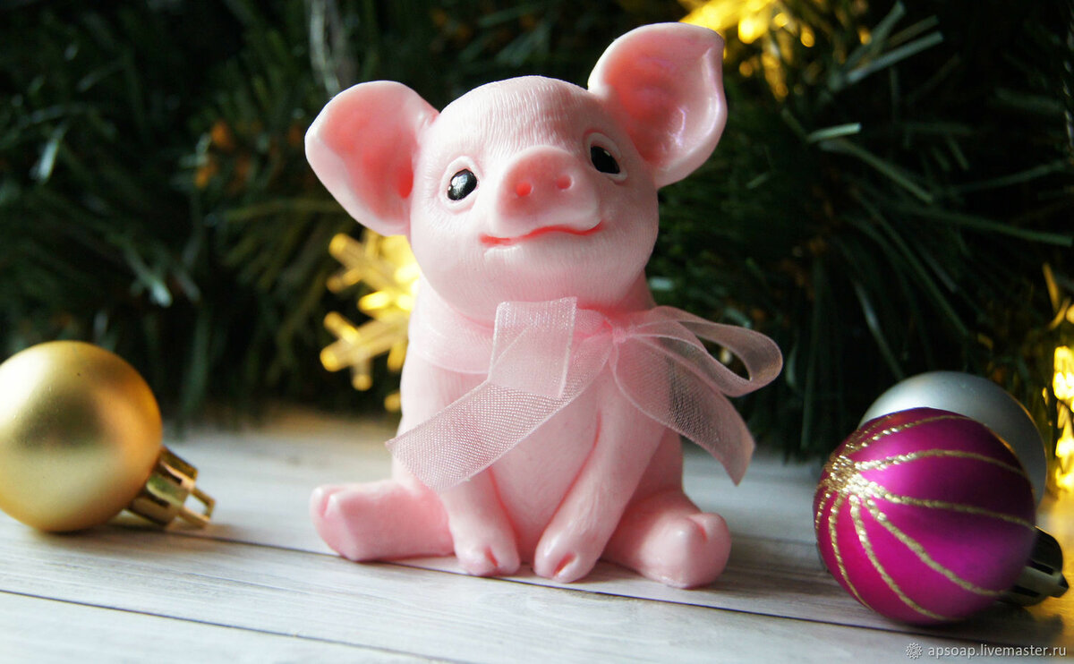 картинки нового года свиньи первоначального рецепта является