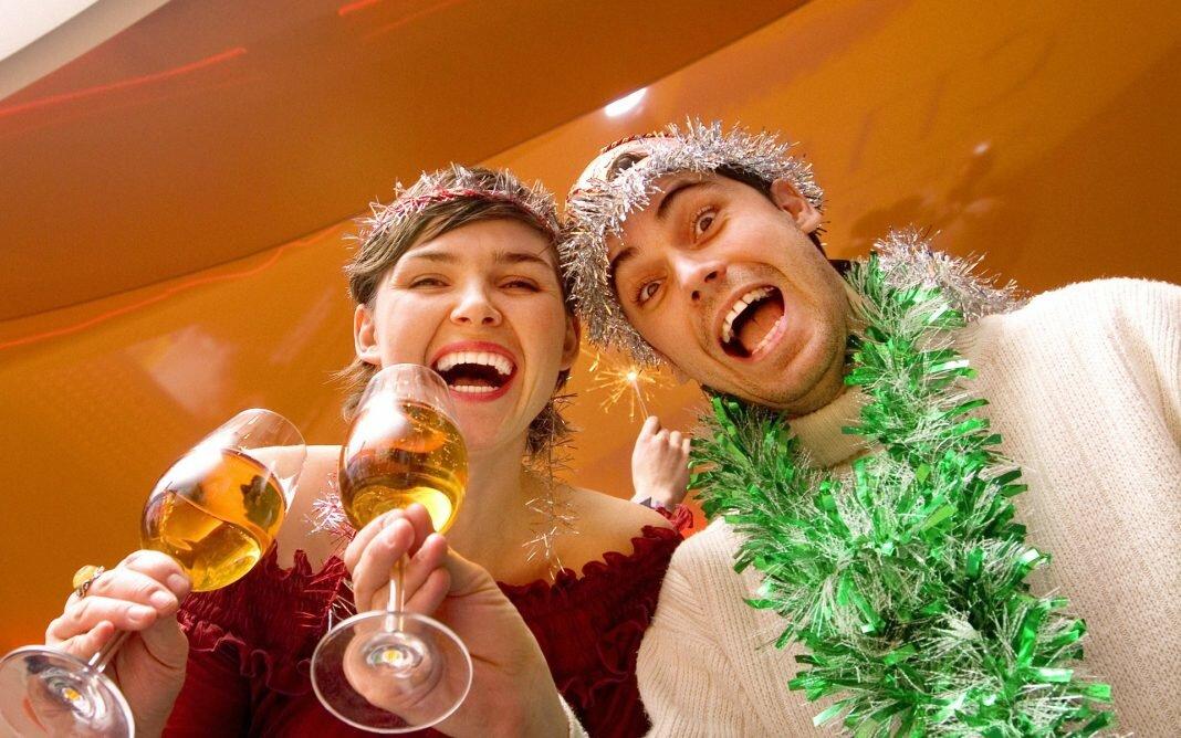 Прикольные картинки с продолжением новогодних праздников