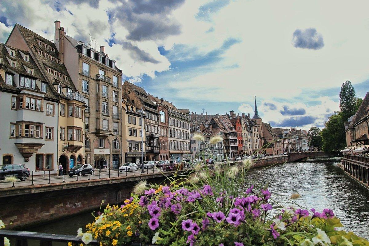 франция страсбург показать город и фото часть