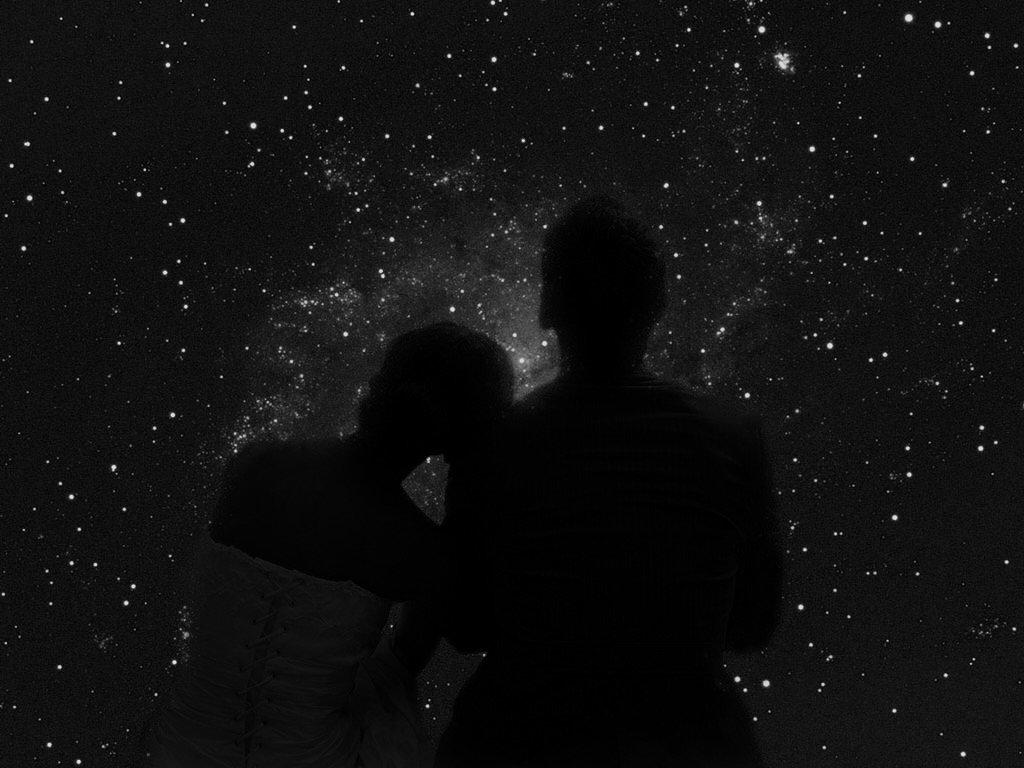 картинки небо звезды пара женщин носить