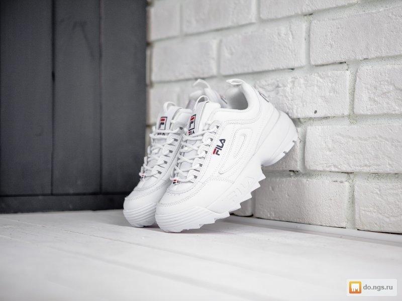Кроссовки FILA Disruptor II Sneaker. • Кроссовки 2   арт. Сайт  производителя. 52556f0c1af47