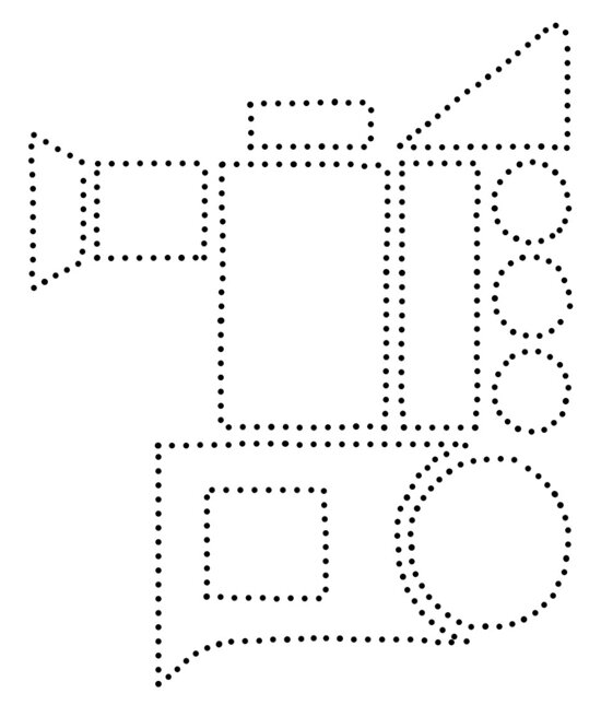 «Зачарованный мир: Раскраски - обводилки для детей 5-6 лет ...