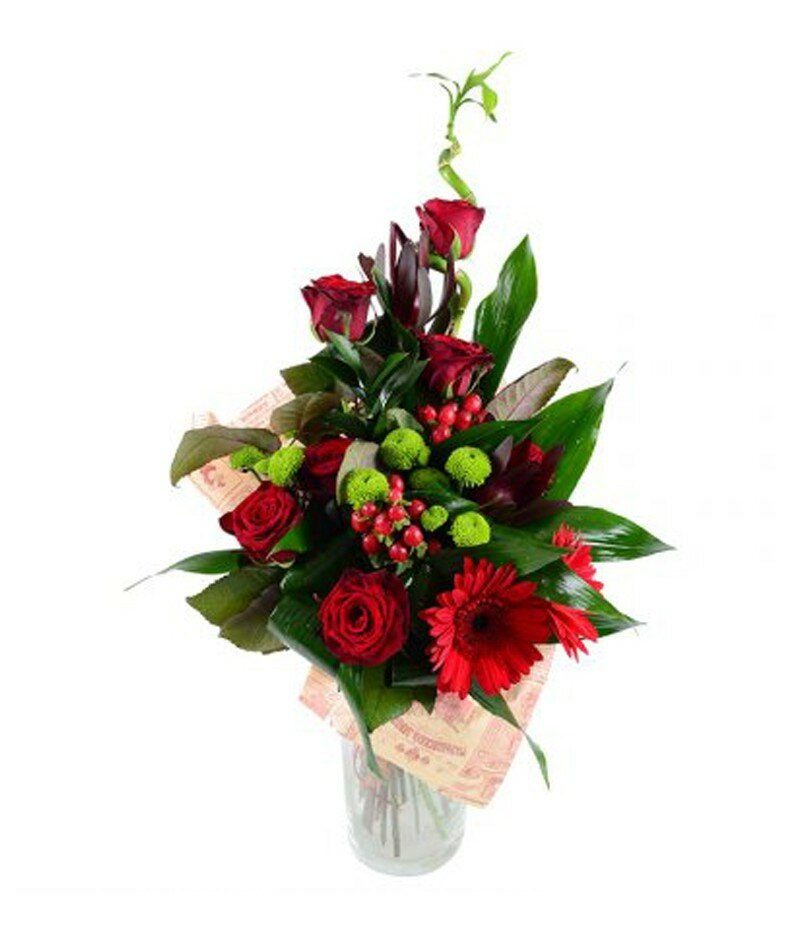 Подарочные букеты из цветов для мужчины, цветов через