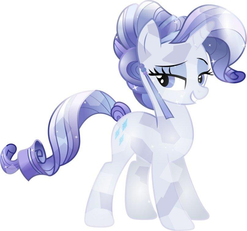 можете картинка для того чтобы сделать кристальную пони вдруг