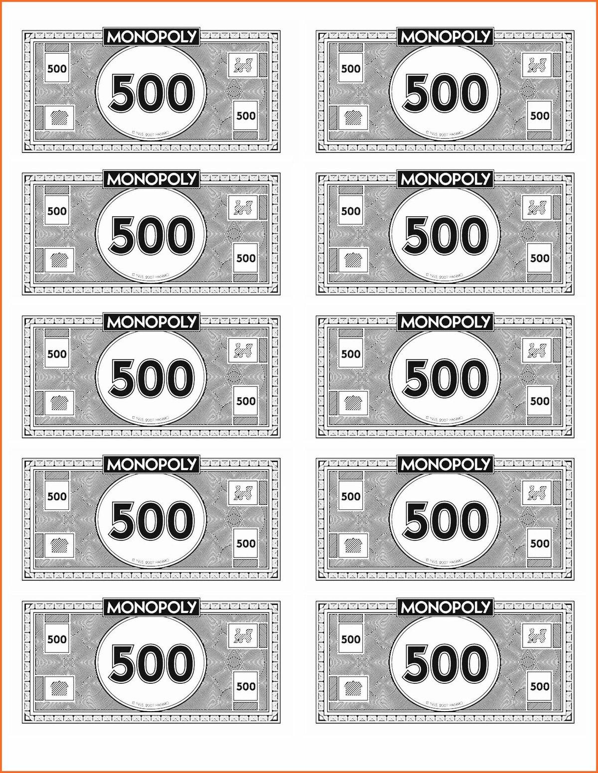 Распечатать раскраски деньги для игры