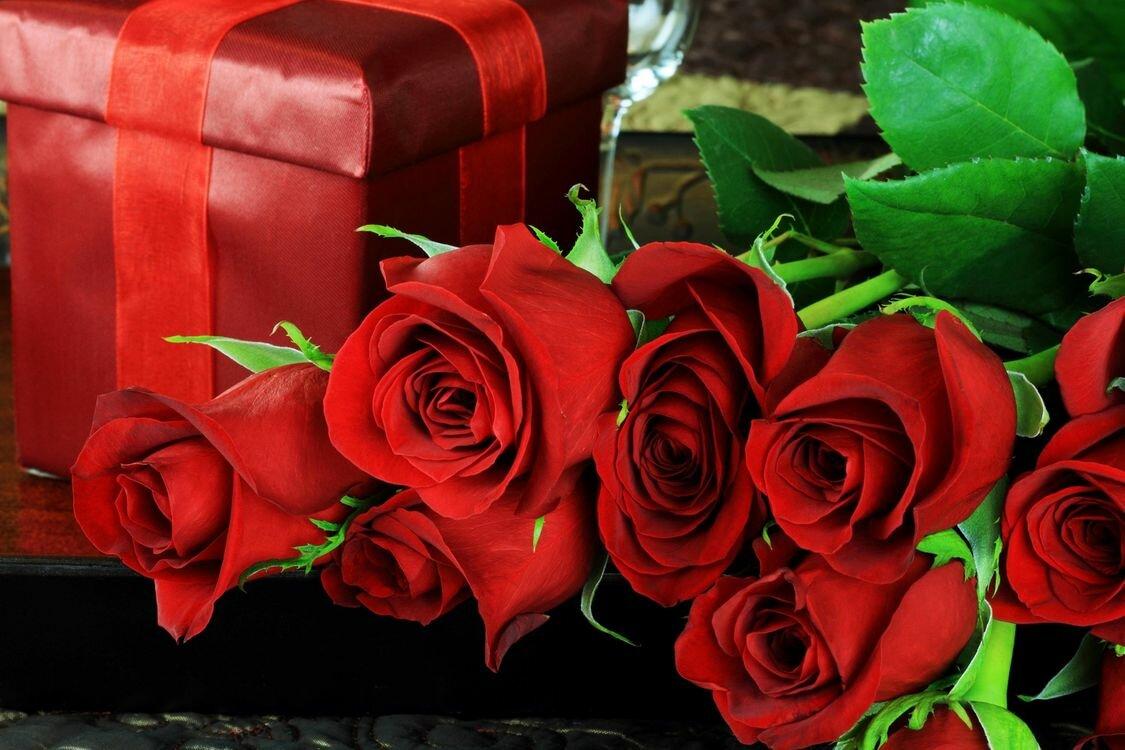 Открытки пожеланиями, красные красивые открытки