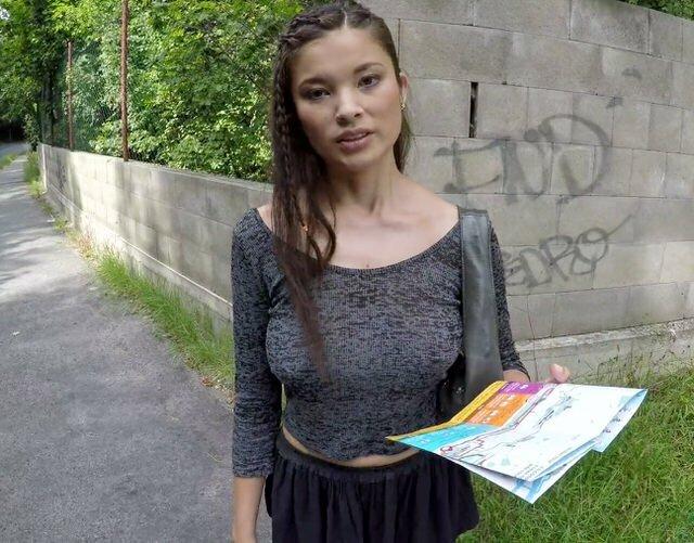 очком кишечником пикап девушек на чешских улицах страшное, что