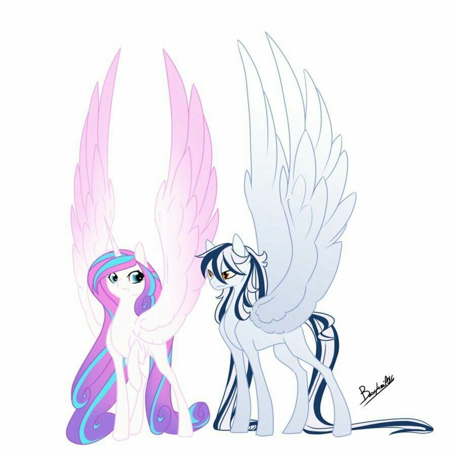 Картинка крыла пони