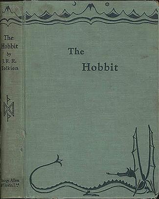21 сентября 1937 года вышла повесть Толкиена «Хоббит, или Туда и Обратно»