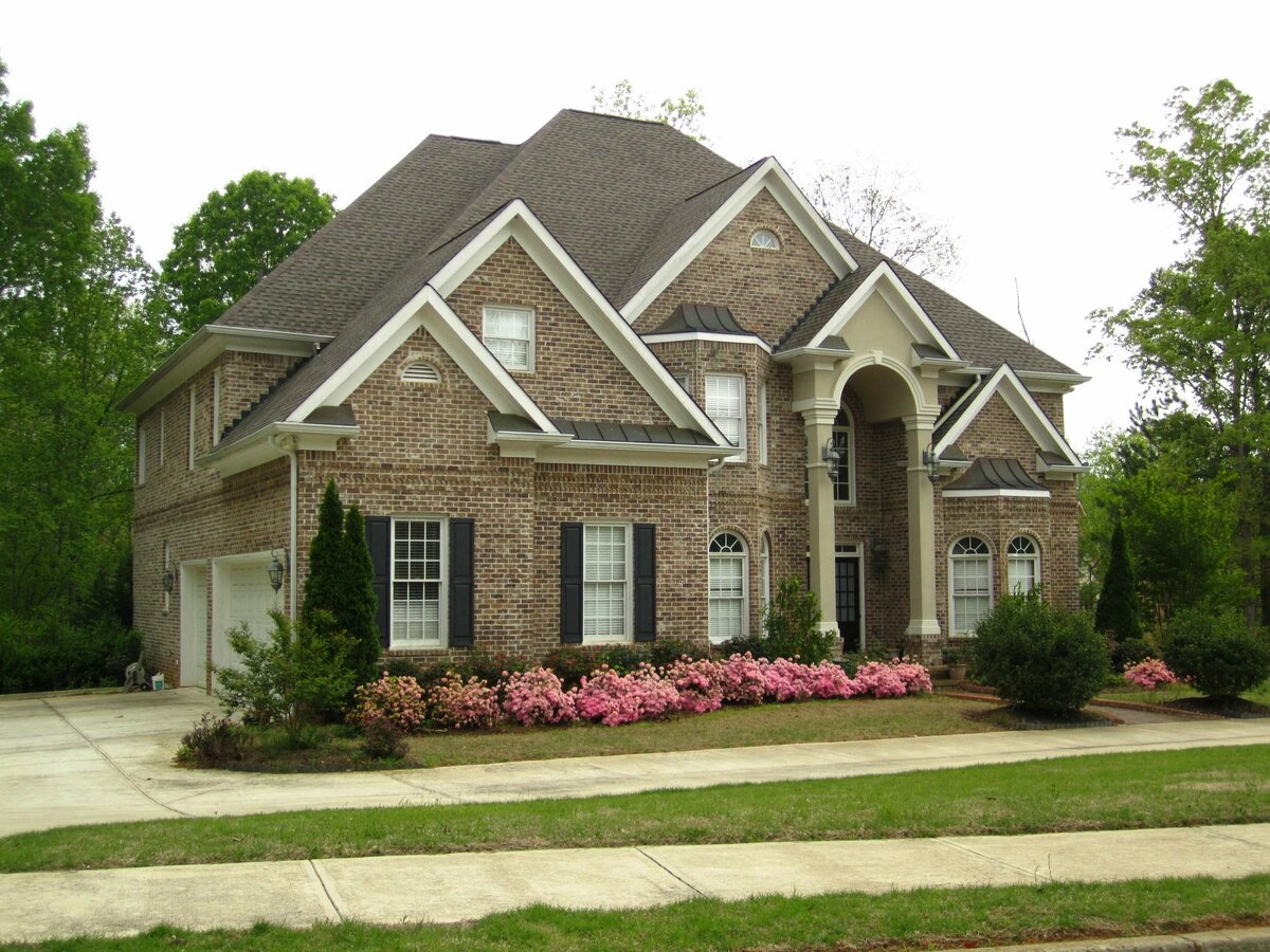 Фотографии и картинки домов