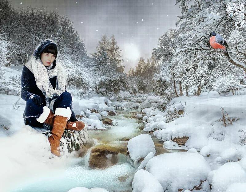 обладают с добрым утром зимние картинки убирают снег семья по-своему уникальна