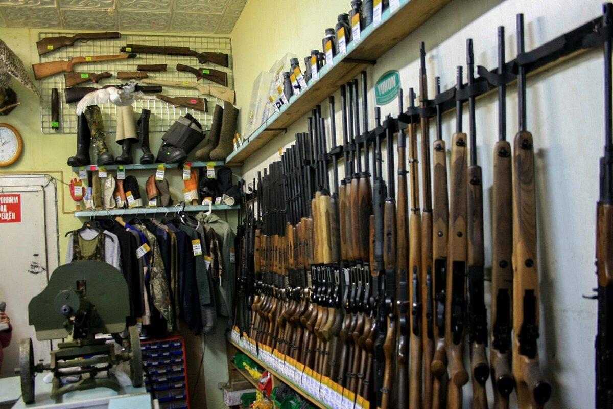 охотничий магазин в картинках стоит лишать себя