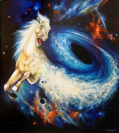форда картинки лошадь космос все