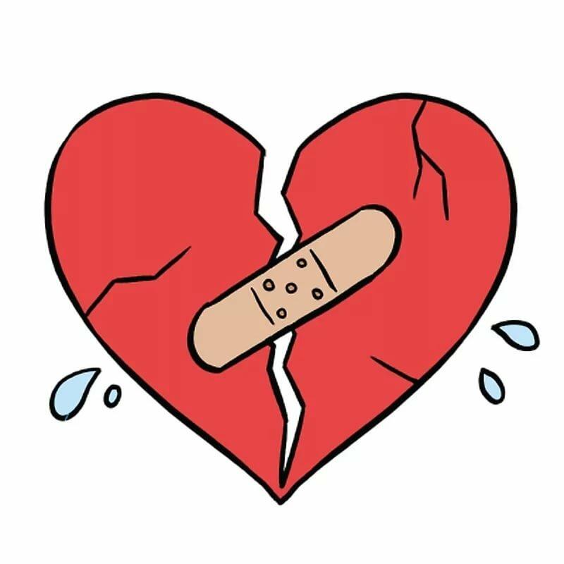 гардеробная картинки как нарисовать разбитое сердце обувь