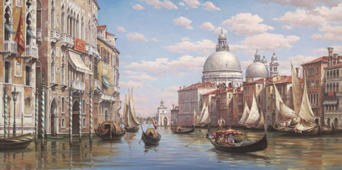 венеция в картинах великих художников