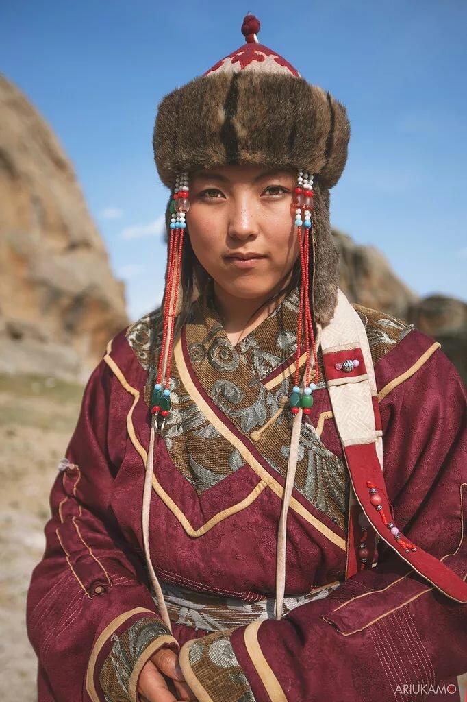 Смотреть фото монголок