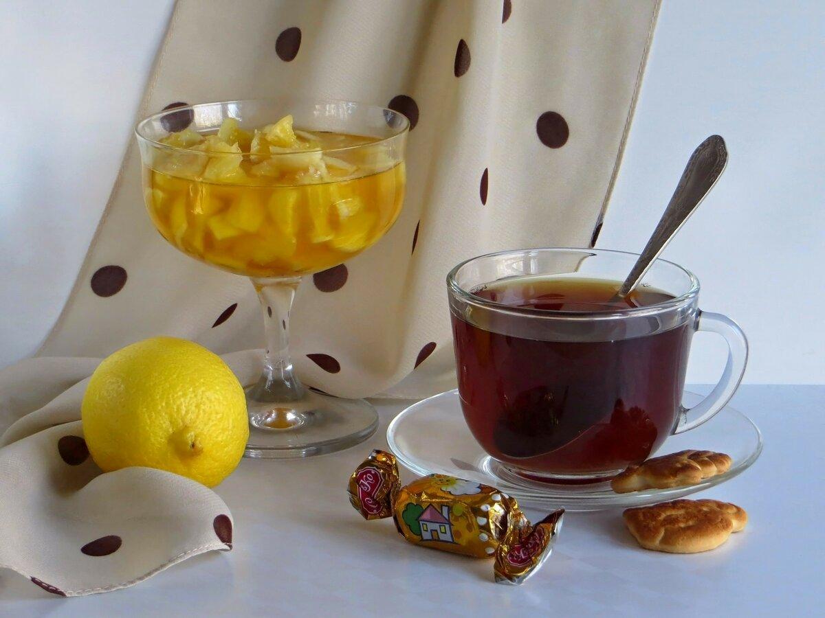 Открытки цветов, картинка с надписью чай с лимоном