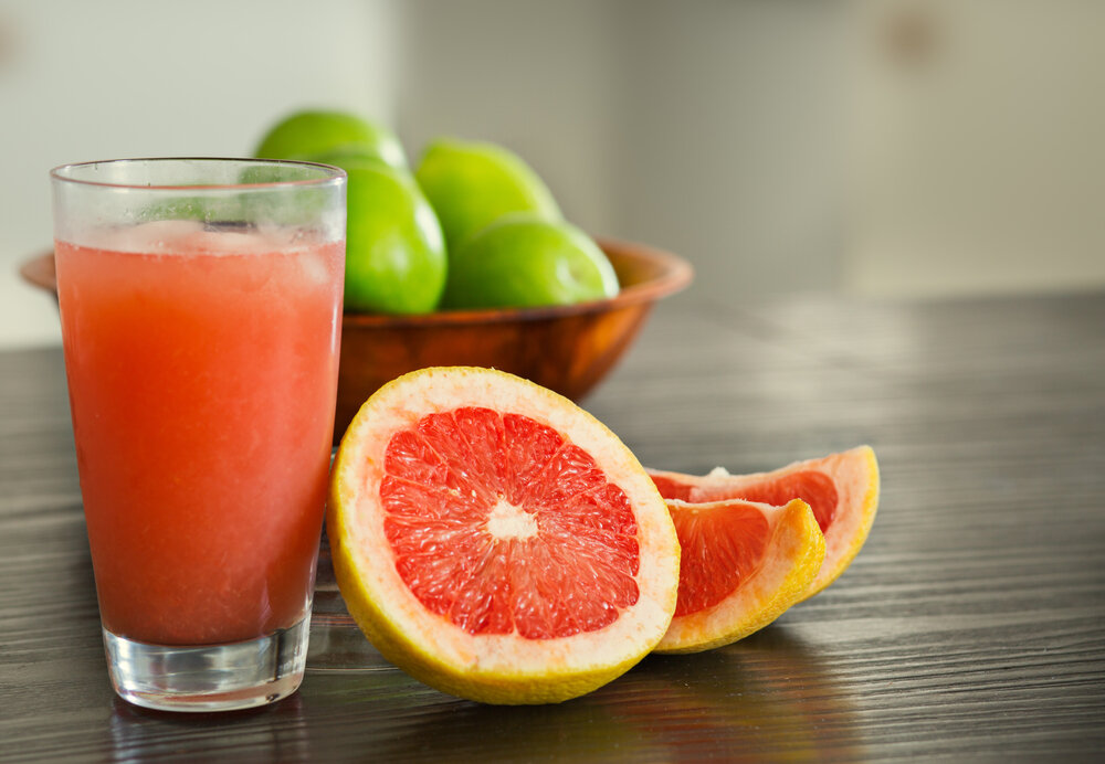 Диета На Соке Грейпфрута. Грейпфрут для похудения: полезности и диета