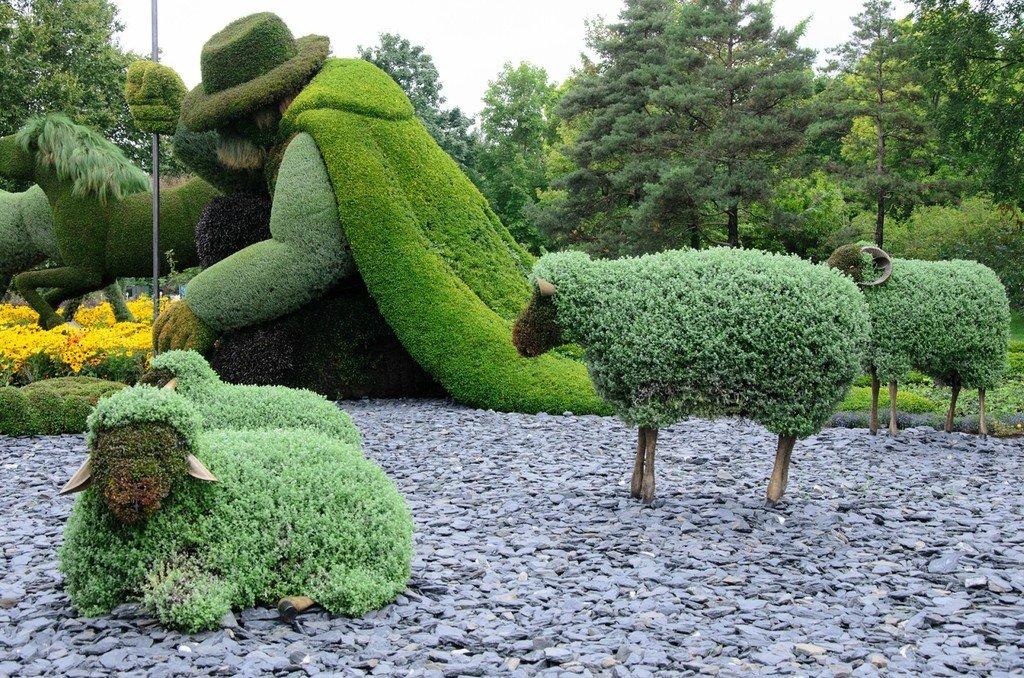 монреальский ботанический сад монреаль фото