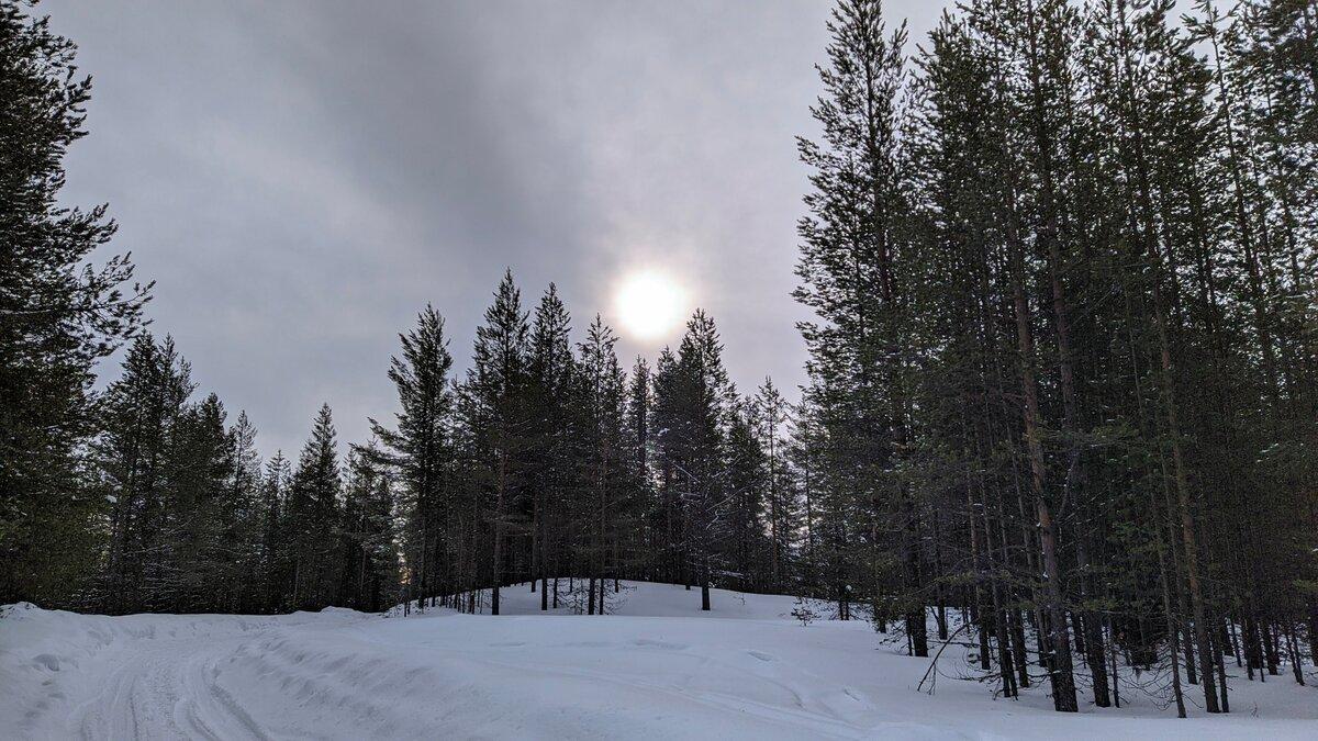 финляндия в марте фото долгое