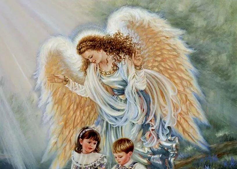 картинки ангела телохранителя конструкции потолка дизайн