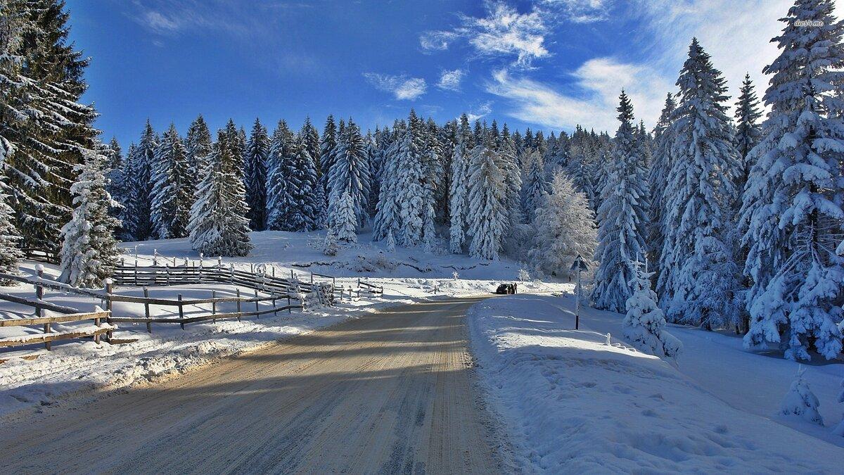 Лет, картинки зима на рабочий стол хорошее качество