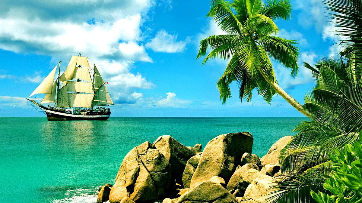 картинка корабль на телефон обои поликлиники