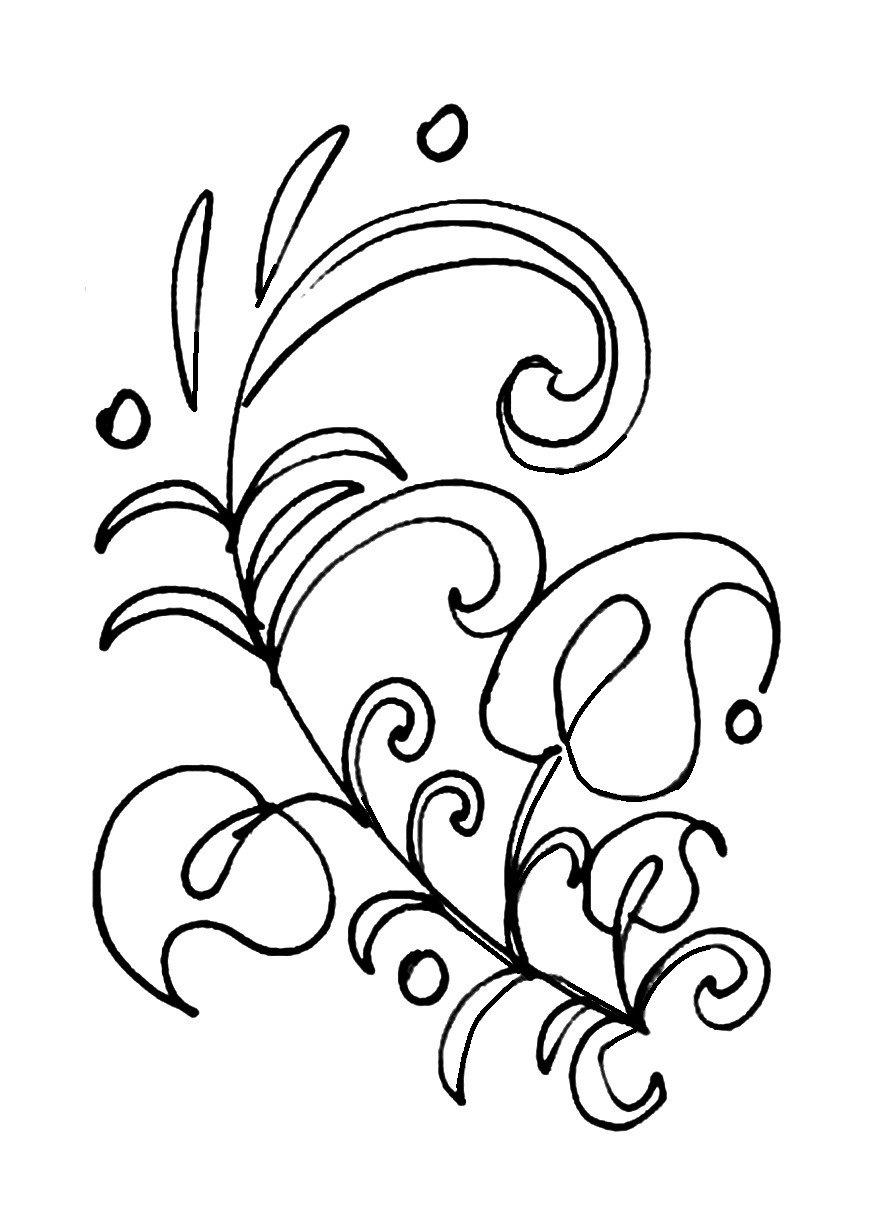Картинки чтобы срисовать узоры