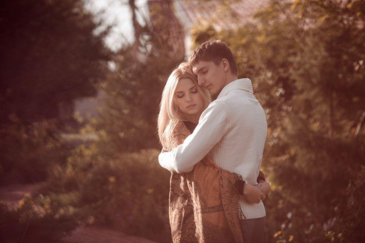 Красивые картинки с влюбленными парами