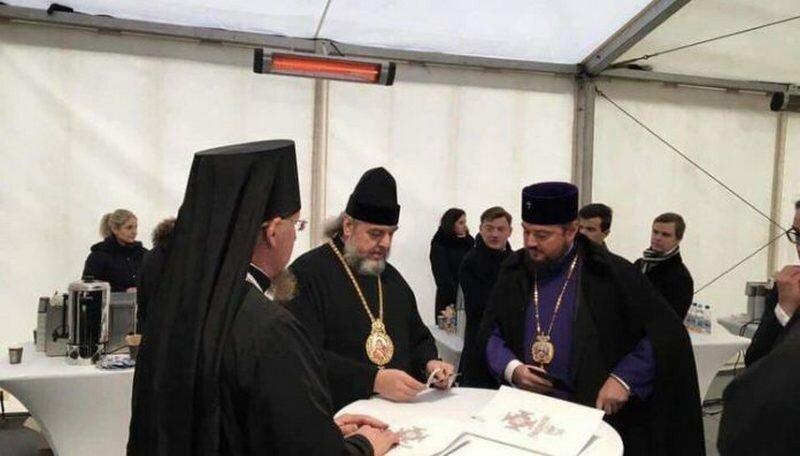 Александре Драбинко и Симеоне Винницкий,