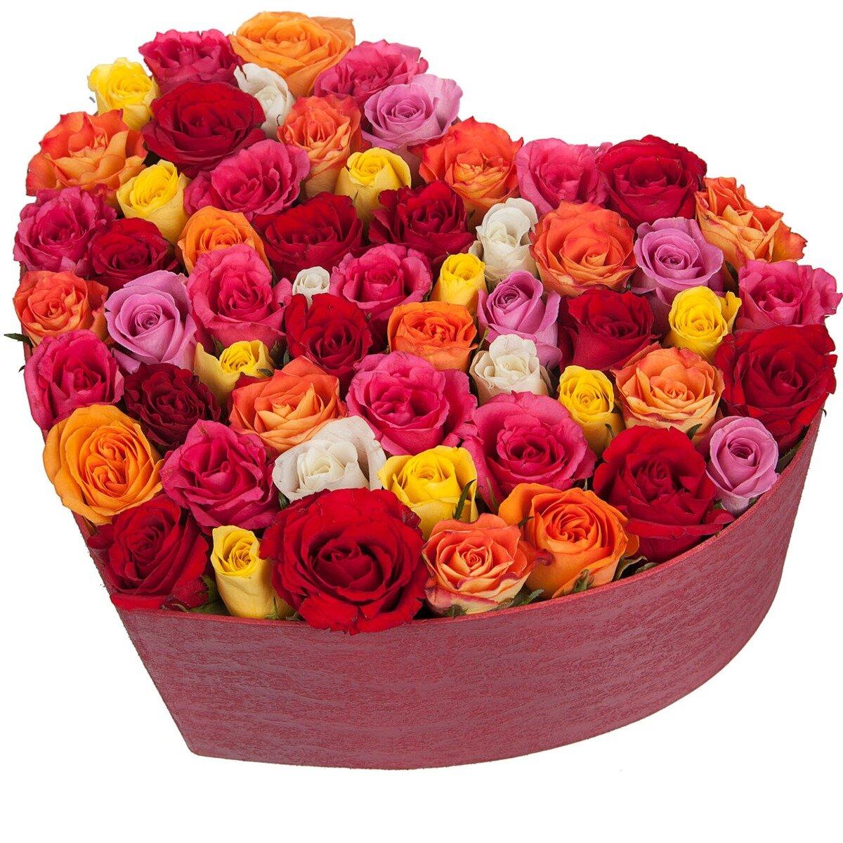Красивые, картинки букетов разноцветных роз