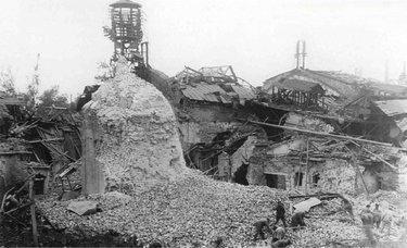 фото разрушенных зданий 1941-1945